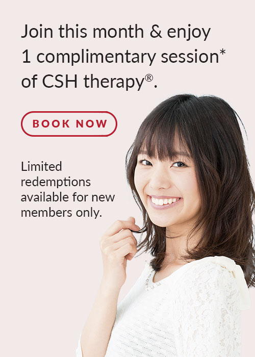 1 Complimentary CSH therapy® Session