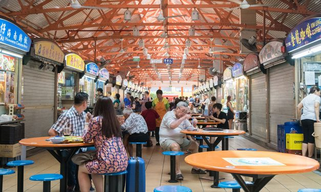 How to Hack Hawker Dishes and Eat Them on a Diet