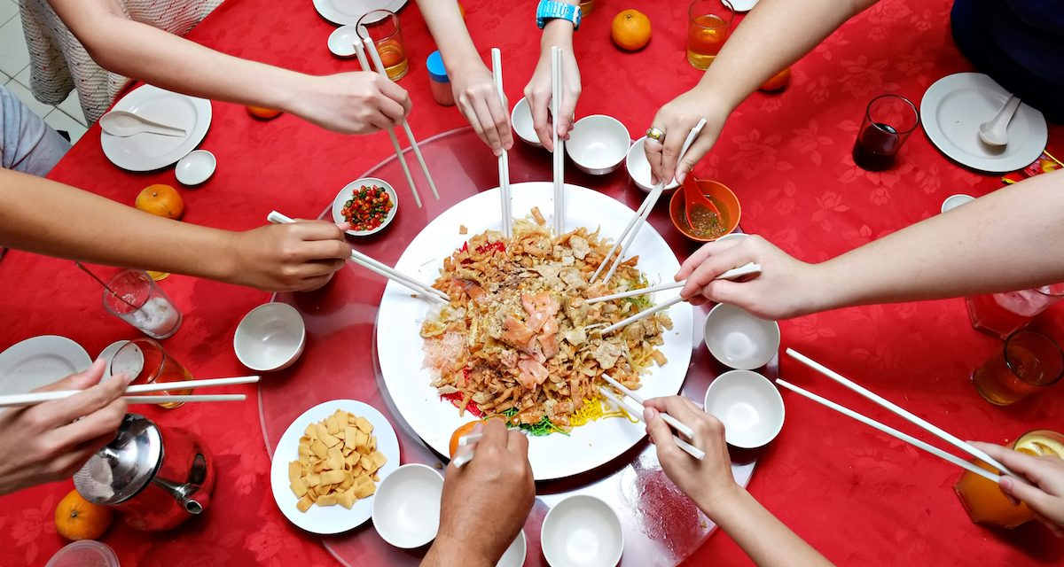 How To Eat Chinese New Year Goodies While Watching Your Weight